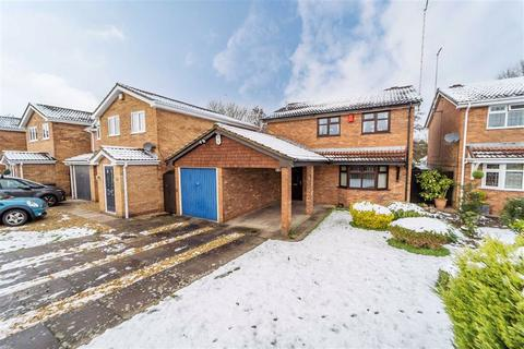 4 bedroom detached house for sale - 15, Marlburn Way, Wombourne, Wolverhampton, South Staffordshire, WV5