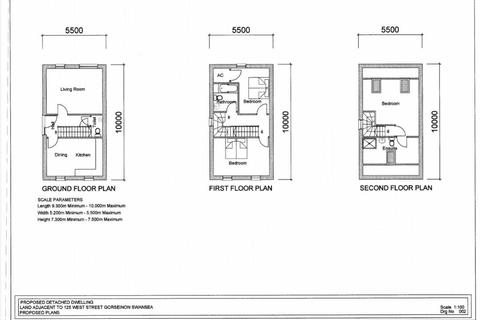 3 bedroom property with land for sale - West Street, Gorseinon, Swansea