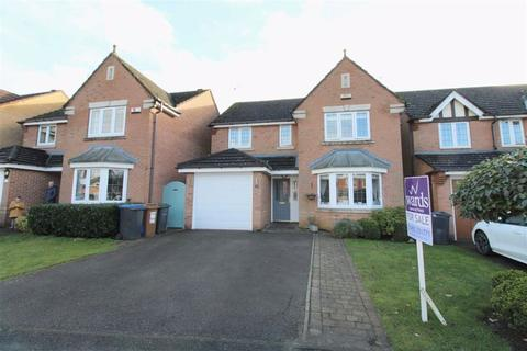 4 bedroom detached house for sale - Belfry Close, Burbage, Leicestershire