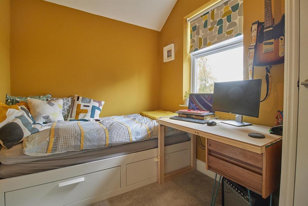 Bedroom Three to Rear