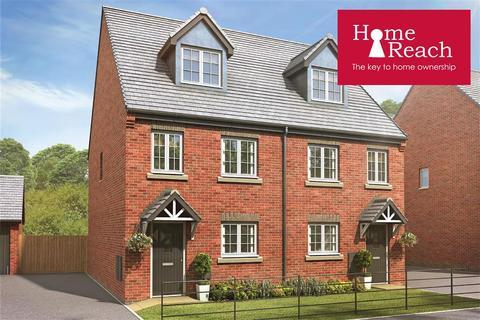 3 bedroom semi-detached house for sale - The Alton G - Plot 98 at Hunloke Grove, Derby Road, Wingerworth S42
