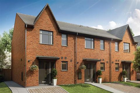 Taylor Wimpey - Arnfield Woods - Plot Manchester Townhouses at Aspen Woolf, Ridgefield Street M35