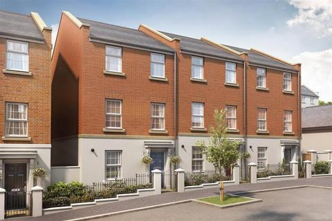 3 bedroom end of terrace house for sale - Plot 220- The Charlbury- Parcel M at Sherford, Hercules Road, Sherford PL9
