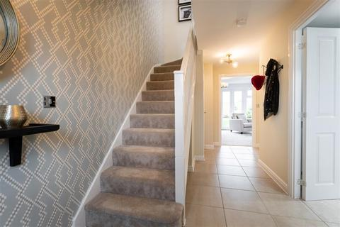 4 bedroom terraced house for sale - Plot 244- The Laurel- Coppice Place at Sherford at Sherford, Hercules Road, Sherford PL9
