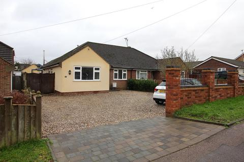 2 bedroom semi-detached bungalow for sale - Broomhall Close, Broomfield, Chelmsford