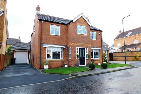 4 bedroom detached house for sale - MIDLOTHIAN CLOSE, THE BROADWAY, Sunderland South, SR4 8RS