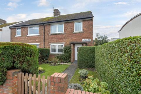 3 bedroom semi-detached house for sale - Shields Roads, Morpeth, Northumberland, NE61
