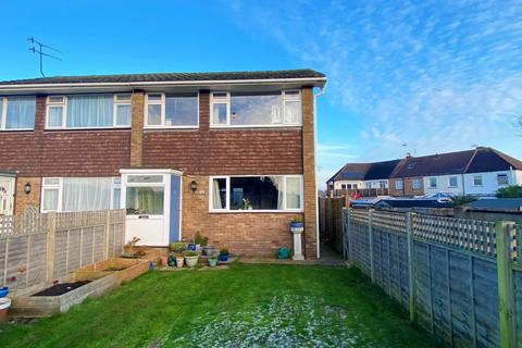 3 bedroom end of terrace house for sale - Ham Close, Worthing, West Sussex, BN11