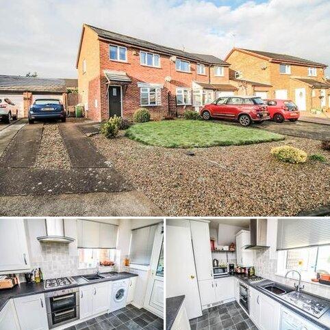 3 bedroom semi-detached house for sale - Turnberry Close, Usworth, Washington, Tyne and Wear, NE37