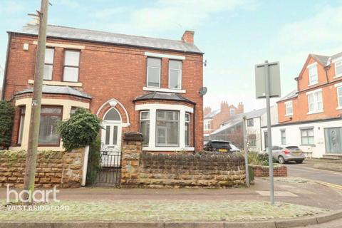 3 bedroom semi-detached house for sale - Lady Bay Road, West Bridgford