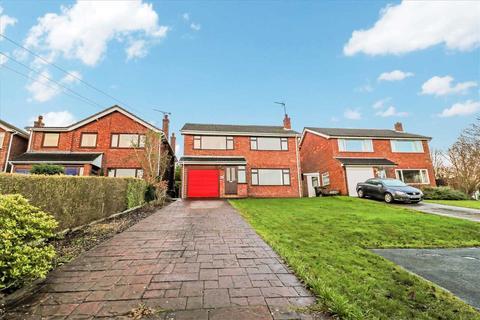 4 bedroom detached house for sale - Martin Close, Heighington, Heighington