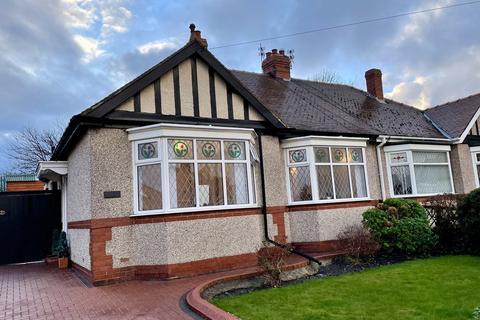 2 bedroom semi-detached bungalow for sale - Mansfield Crescent, Roker