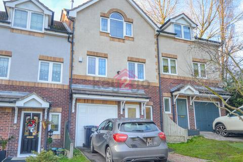 4 bedroom townhouse to rent - Park Hill Gardens, Swallownest, Sheffield, S26