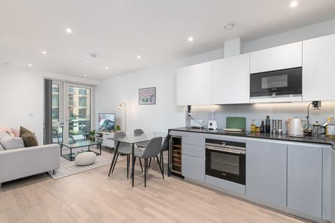 1 bedroom apartment for sale - Discovery House, Battersea Reach