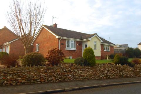 3 bedroom detached bungalow for sale - Newbery  Close, Colyton, Devon
