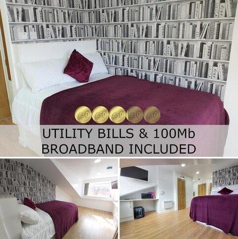 Studio to rent - Alton Road