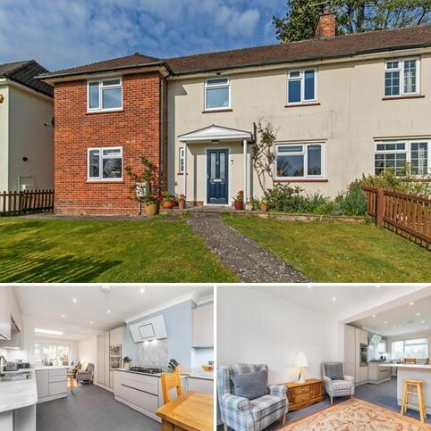 3 bedroom semi-detached house for sale - Grange Close, St. Cross, Winchester, SO23