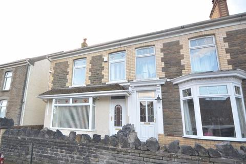 4 bedroom semi-detached house for sale - 5 Evelyn Road, Skewen, Neath, SA10 6LH