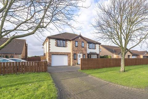 4 bedroom detached house for sale - Kielder Avenue, Cramlington, Northumberland