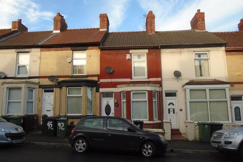 2 bedroom terraced house for sale - 90 Briardale Road, Birkenhead