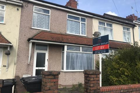 4 bedroom terraced house to rent - Filton Avenue, Horfield, Bristol
