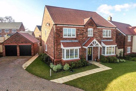 5 bedroom detached house for sale - Blacksmith Close, Eccleshall, Stafford