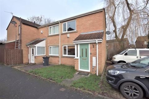 1 bedroom terraced house for sale - Littondale, Hadrian Lodge West, Wallsend