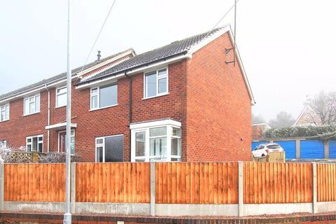 3 bedroom end of terrace house for sale - WOMBOURNE, Battlefield Lane