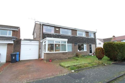 3 bedroom semi-detached house for sale - Twizell Place, Ponteland, Newcastle Upon Tyne, Northumberland