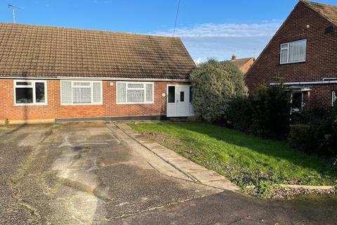 3 bedroom semi-detached bungalow for sale - Coombe Rise, Broomfield, Chelmsford, CM1