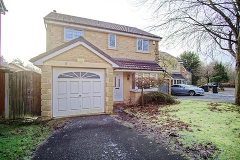 4 bedroom detached house for sale - 4-Bed Detached House for Sale on Bilsborough Meadow, Lea, Preston