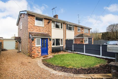 3 bedroom semi-detached house for sale - School Lane, Coed-Talon