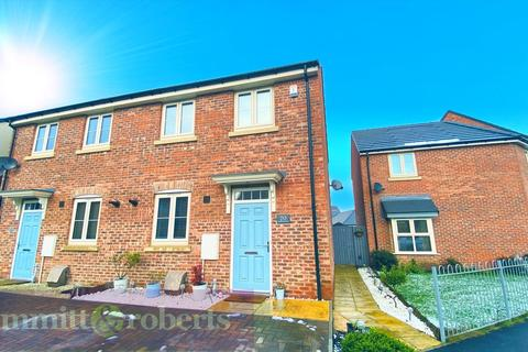 2 bedroom semi-detached house for sale - Whitworth Park Drive, Houghton Le Spring
