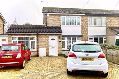 3 bedroom semi-detached house - Lochmore Drive, Hinckley