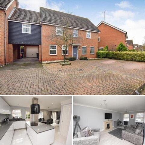 5 bedroom link detached house for sale - Mercury Place, Heybridge, Maldon