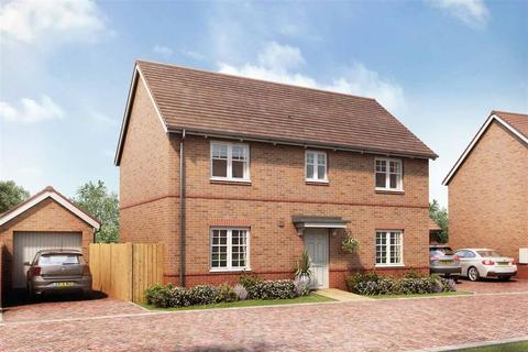 4 bedroom detached house for sale - The Eskdale - Plot 99 at Whitmore Park at Kingswood Heath, Taylor Wimpey Sales Office , Whitmore Park at Kingswood Heath , Whitmore Drive Off Via Urbis Romanae CO4
