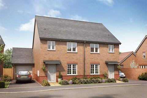 3 bedroom semi-detached house for sale - The Gosford - Plot 105 at Whitmore Park at Kingswood Heath, Taylor Wimpey Sales Office , Whitmore Park at Kingswood Heath , Whitmore Drive Off Via Urbis Romanae CO4