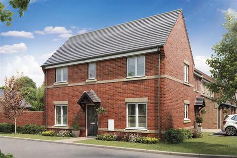 3 bedroom end of terrace house for sale - The Milldale - Plot 45 at The Coopers, Branston Locks, Land at Branston Road DE14