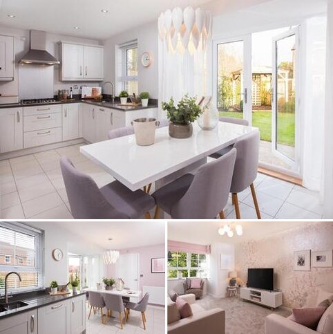3 bedroom detached house for sale - Plot 194, Andover at Madgwick Park, Madgwick Lane, Chichester, CHICHESTER PO18