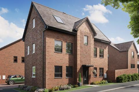 4 bedroom detached house for sale - Plot 119, Compton at Glenvale Park, Niort Way, Wellingborough, WELLINGBOROUGH NN8