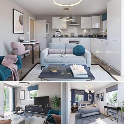 1 bedroom apartment for sale - Plot 96, Loughton at Canalside @ Wichelstowe, Mill Lane, Swindon, SWINDON SN1