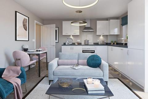 1 bedroom apartment for sale - Plot 102, Loughton at Canalside @ Wichelstowe, Mill Lane, Swindon, SWINDON SN1