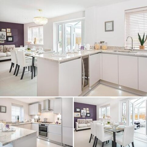 4 bedroom detached house for sale - Plot 98, Radleigh at Canford Paddock, Magna Road, Canford BH11
