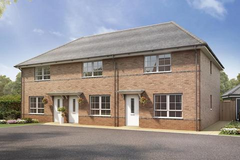 3 bedroom semi-detached house for sale - Plot 156, Woodbury at Sundial Place, Lydiate Lane, Thornton, LIVERPOOL L23