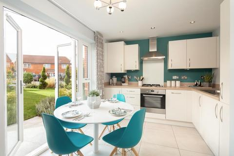 2 bedroom terraced house for sale - Plot 120, Roseberry at Mill Brook, Mays Drive, Westbury BA13