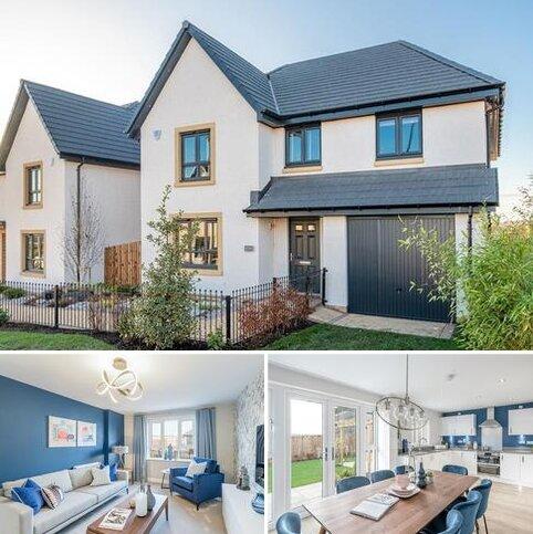 4 bedroom detached house for sale - Plot 176, Cullen at Gilmerton Heights, Gilmerton Station Road, Edinburgh, EDINBURGH EH17