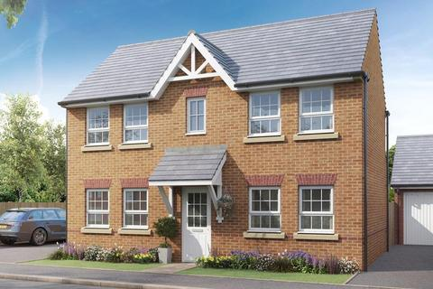 3 bedroom detached house for sale - Plot 242, York at New Lubbesthorpe, Tay Road, Lubbesthorpe, LEICESTER LE19