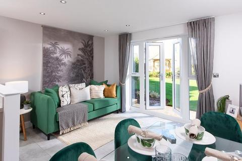 Barratt Homes - Barratt Homes Eagles' Rest