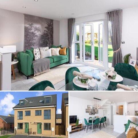 4 bedroom semi-detached house for sale - Plot 44, Queensville at Barratt Homes Eagles' Rest, Burney Drive, Wavendon MK17