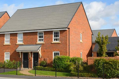 3 bedroom semi-detached house for sale - Plot 240, FINCHLEY at New Lubbesthorpe, Tay Road, Lubbesthorpe, LEICESTER LE19